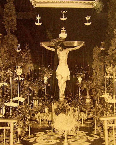 1942. Stmo. Cristo del Salvador