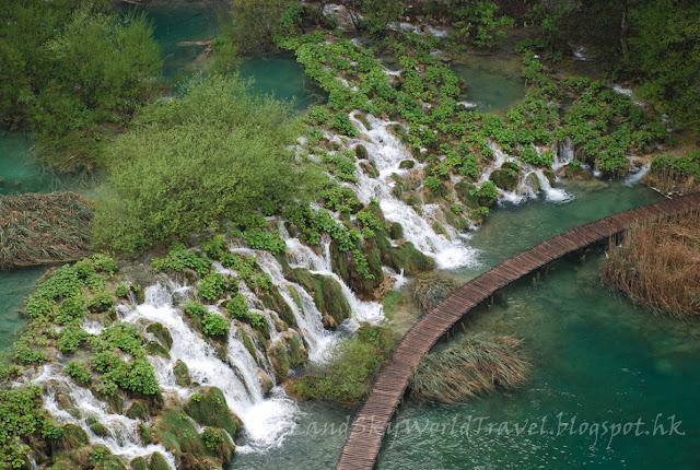 Plitvice Lakes National Park, Lower, 下湖, 克羅地亞, 十六湖