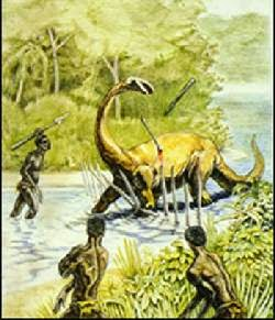 Dinosaurs are Mentioned in the Bible.