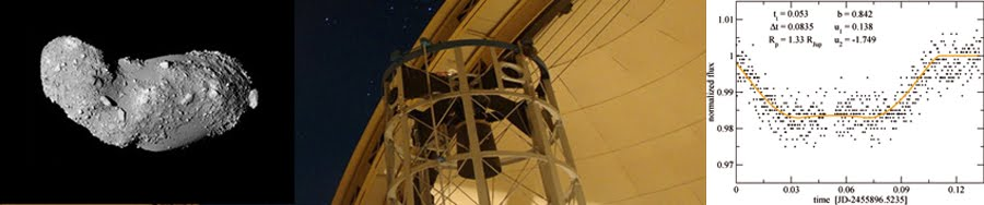 Grupo de Astrometría y Fotometría