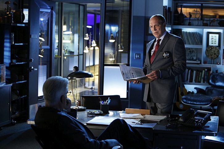 CSI: Las Vegas - Episode 15.01 - The CSI Effect - Promotional Photos