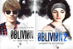 Fanblog de OBLIVION (Novela de Francesc Miralles)