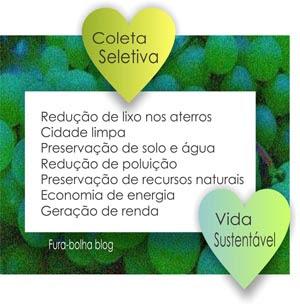 Redução da poluição, geração de renda preservação ambiental