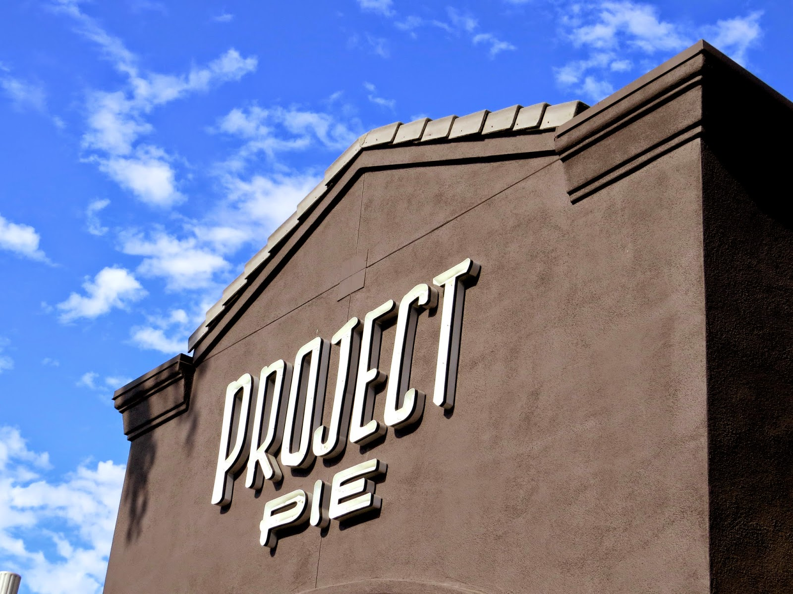 New at Project Pie