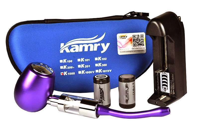 Le pack E-Pipe « KAMRY K1000 »