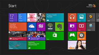 Windows 8 Full Animated
