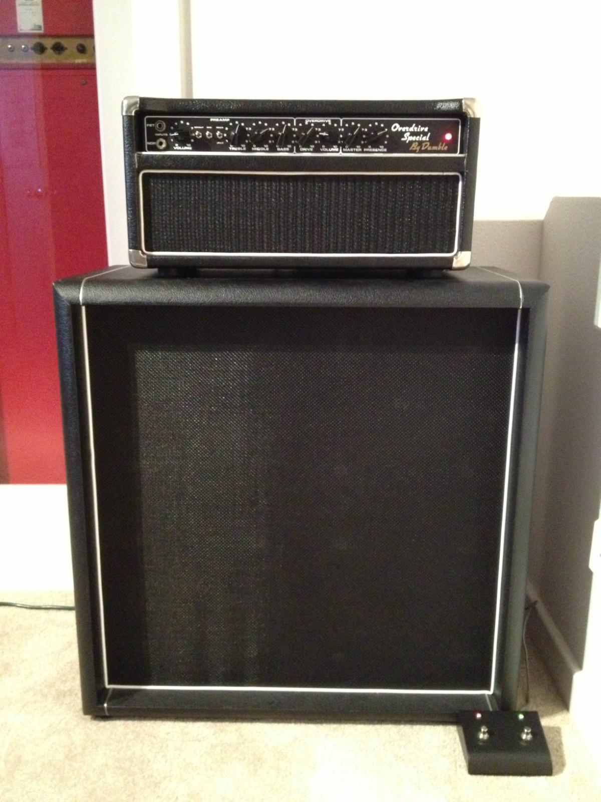 Dumble Speaker Cabinet Dumble Overdrive Special Auction Stratocaster Guitar Culture