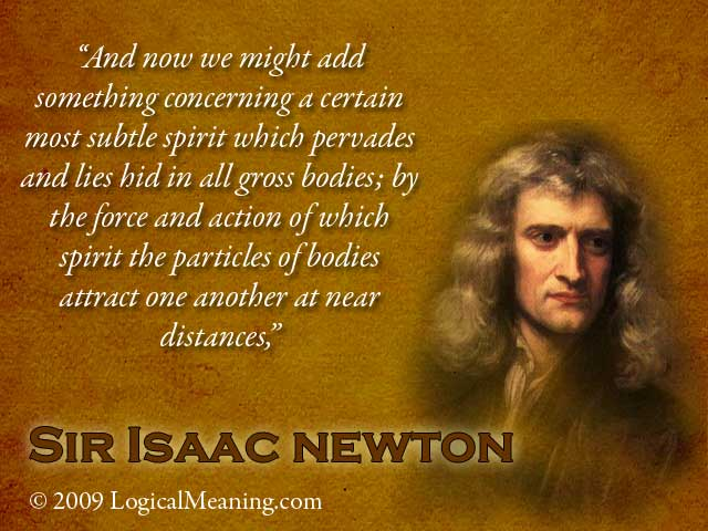 isaac newton quotes about science quotesgram