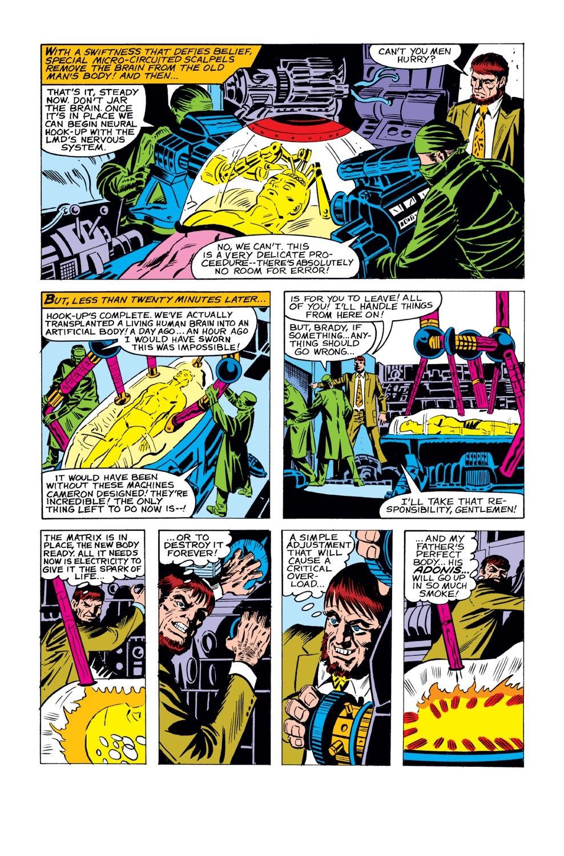 Captain America (1968) Issue #243 #158 - English 14