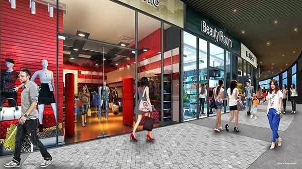 The Venue Commercial Development