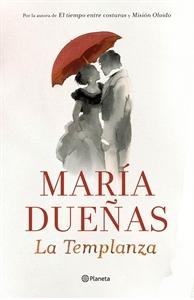 Ranking Mensual. Número 5: La Templanza, de Maria Dueñas.