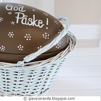 Gigantisk sjokoladeegg, nye levegger og endelig påske!