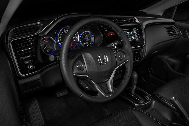 Novo Honda City 2016 EX-L