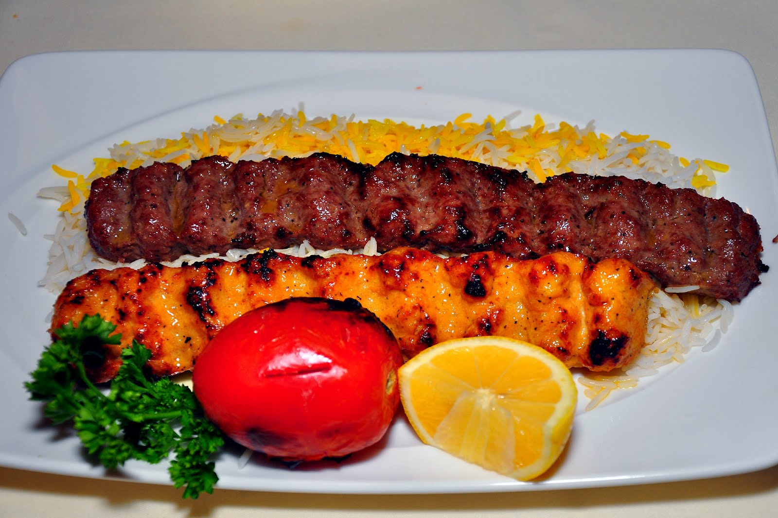 Art and entertain me persian classics shine at arya for Arya global cuisine redwood city