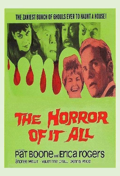 The Horror Of It All Cover