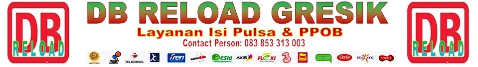 DE BEST RELOAD | DB PULSA GRESIK