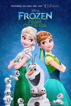 Frozen: Fiebre Congelada en Español Latino