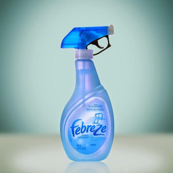 THREE New Febreze Coupons