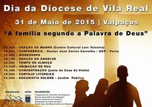 Dia da Diocese 2015 – Valpaços – 31 de Maio