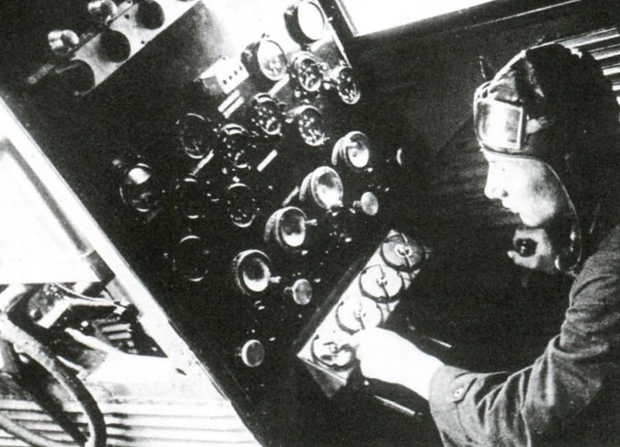 Борттехник ТБ-3