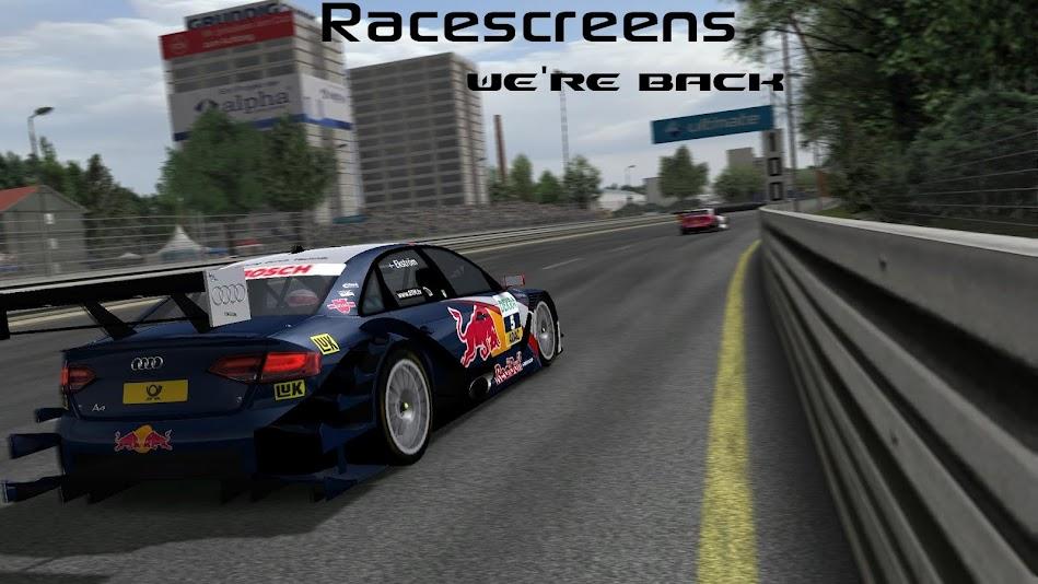 Racescreens