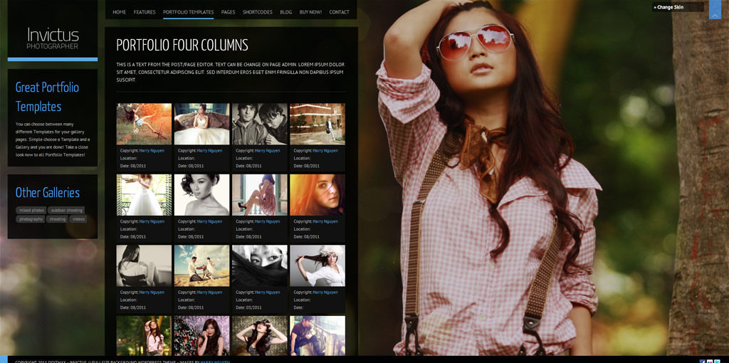 WordPress-Premium-Photographer-Portfolio-Template