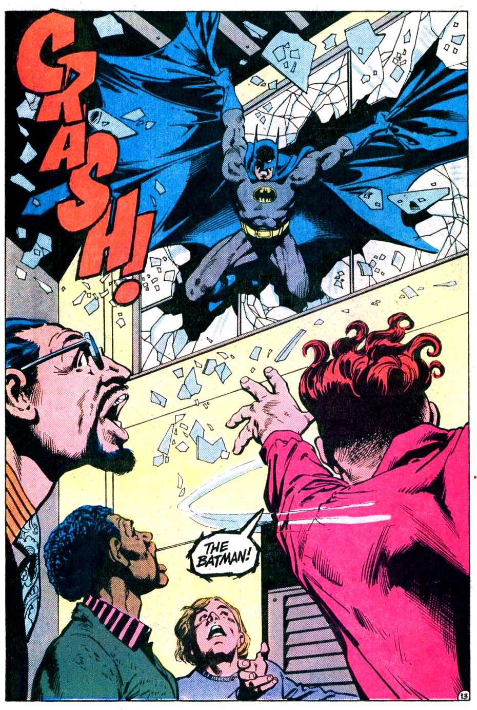 Detective Comics (1937) Issue #524 Page 14