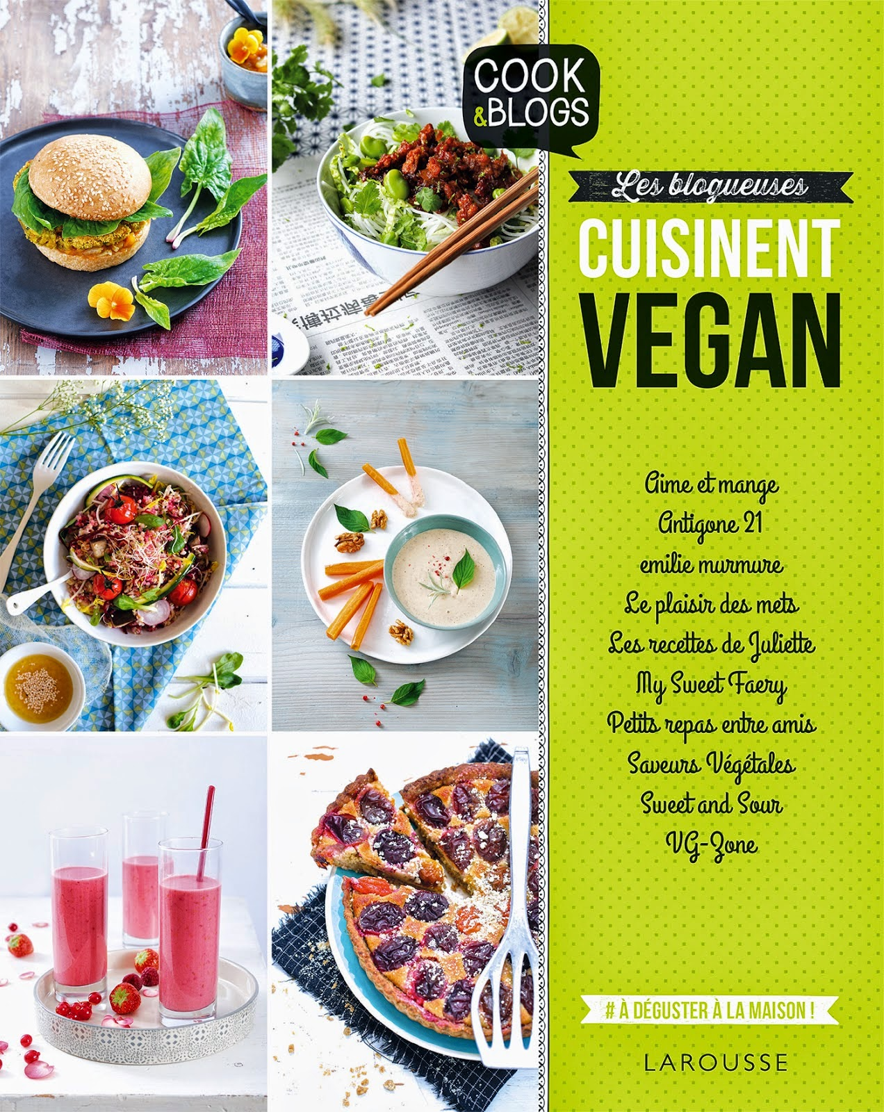 Les blogueuses cuisinent vegan