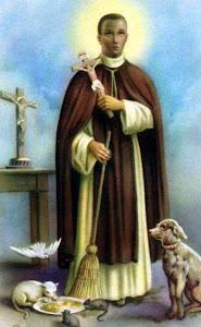 St. Martin de Porres, Pray for Us