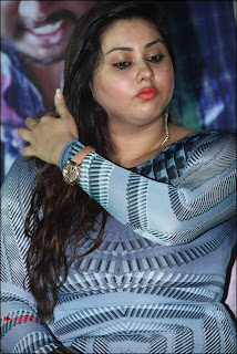Namitha  Pictures at Anjal Thurai Tamil Movie Audio Launch  0001