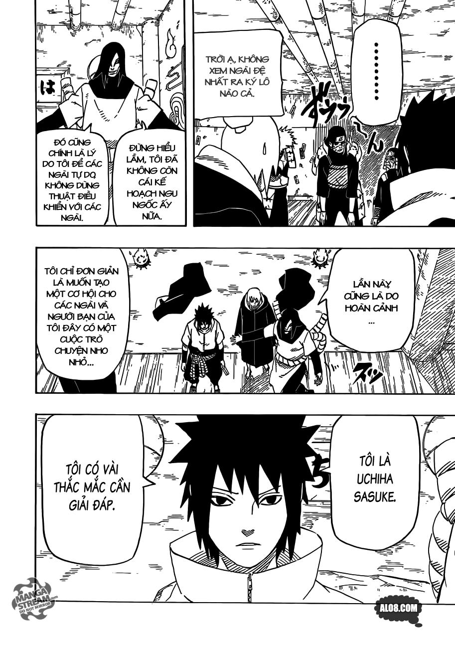 Naruto chap 619 Trang 6 - Mangak.info