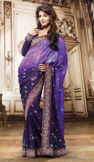 Stylish-Indian-Designer-Saree