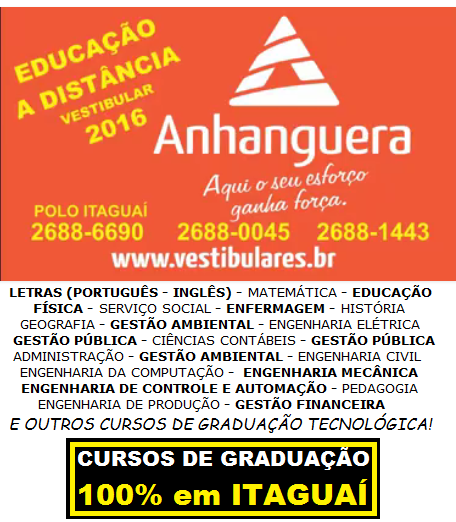 POLO ANHANGUERA ITAGUAÍ