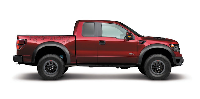 Introducing the Ford F-150 Raptor Special Edition