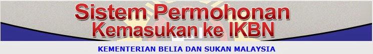 Permohonan IKBN Online