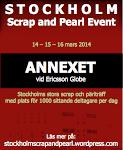 STHLM SCRAP O PEARL EVENT 2014