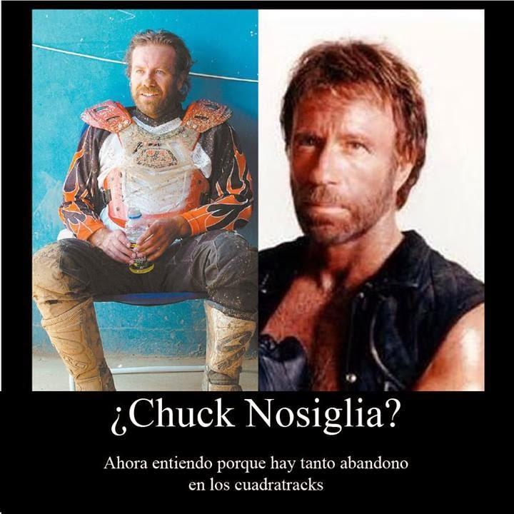 chuck Nosiglia el chuck norris Boliviano