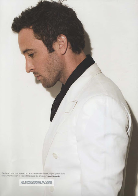 Green Pear Diaries - The Beauty Book brain cancer Alex O'Loughlin