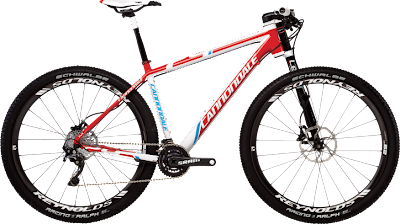 2013 Cannondale F29 Carbon 1 29er Bike