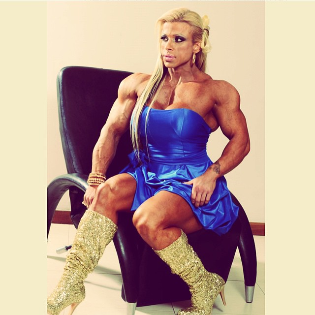 Pumpitup's Female Muscle: September 2015