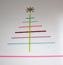 Tape Juletræer