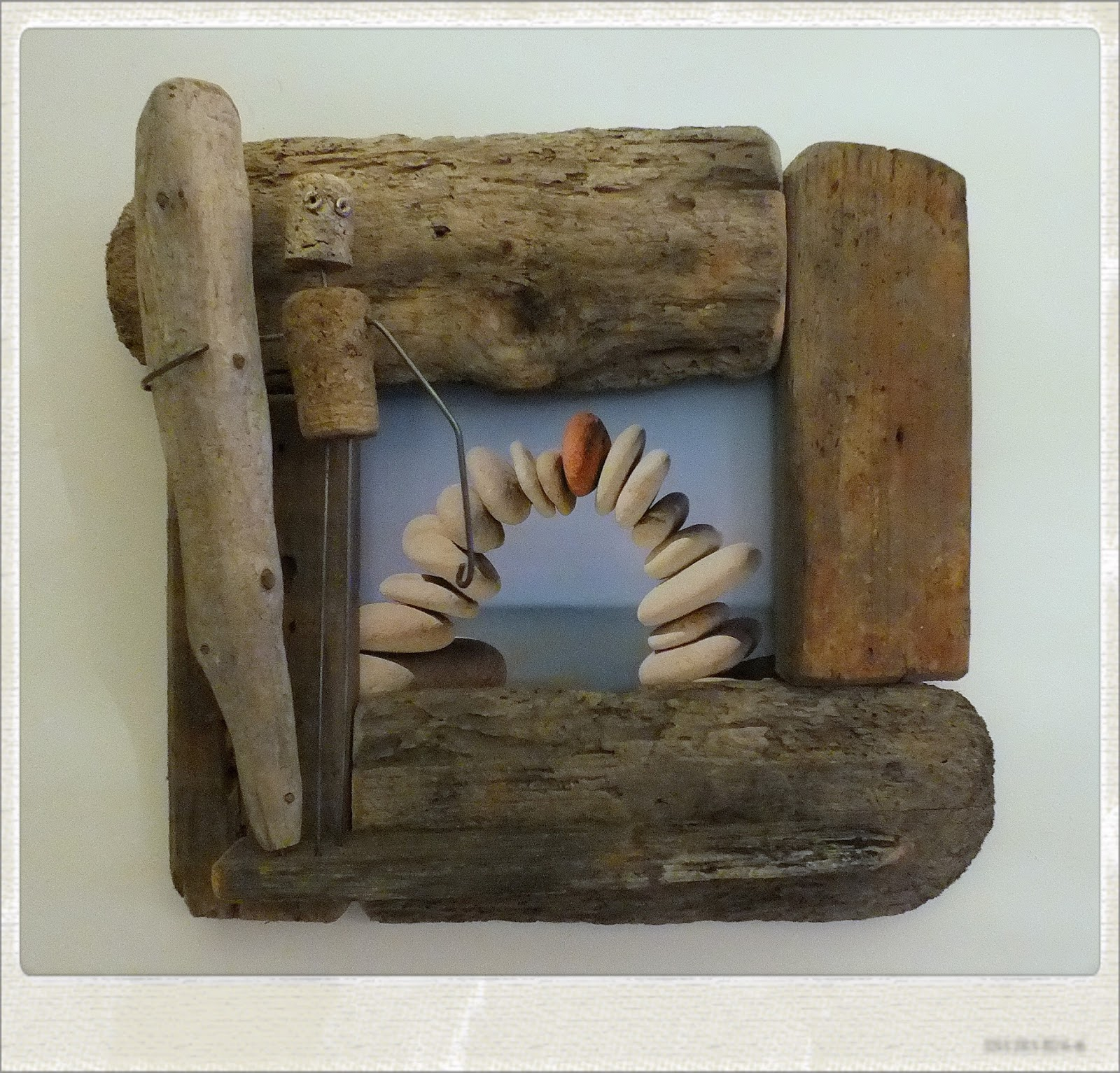 Mutoz inc art en bois flott la sauzaie for Terrasse bois flotte