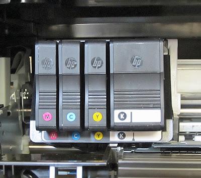 Струйные картриджи для принтера HP Officejet Pro 8600 Plus