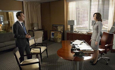 The Good Wife 5x05. Hitting The Fan