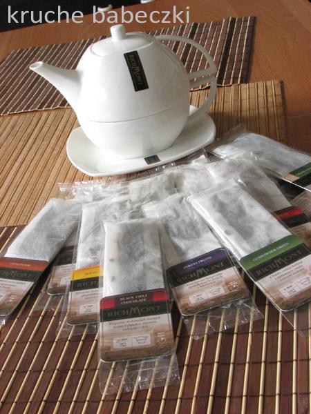 Herbatkowa współpraca z Richmont :)