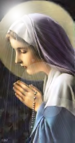 Click here to pray the Goddess Mary Rosary