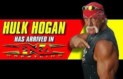 TNA Wrestling - Hulk Hogan Arrives