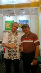 UKM Binaan Inalum Tampil di Semarak Indonesia Kreatif 2015