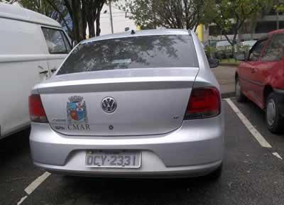 Auto Oficial em shopping de São Paulo