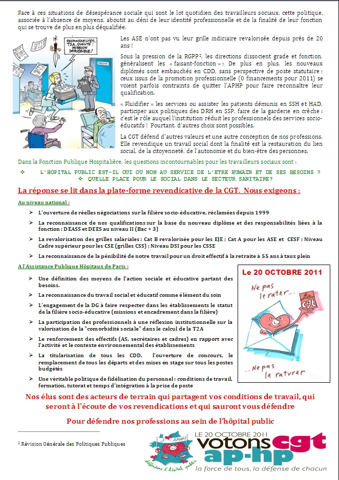 Usap cgt tract sp cifique personnel socio educatif - Grille salaire assistant socio educatif ...